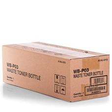 A1AU0Y3 WASTE TONER BOX WB-P03